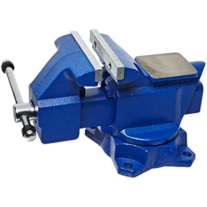 Image of Home Improvements Yost Vises 460 6' Heavy Duty Utility Combination Pipe and Bench Vise