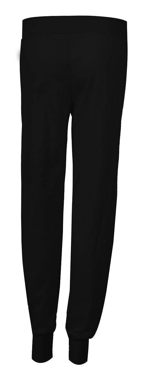 Forever Womens Brooklyn Print Bottom Jogging Track Pant Full Length Trousers