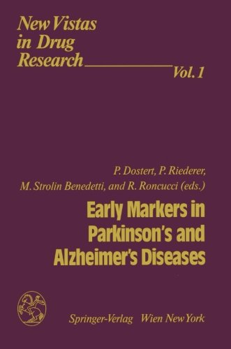 Initial Markers in Parkinson's and Alzheimer's Diseases (New Vistas in Drug Research)