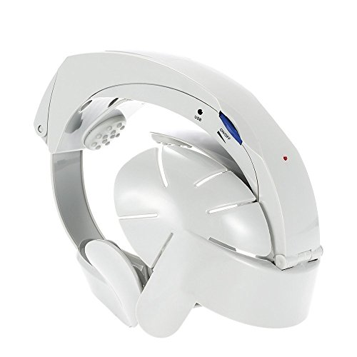- Swansome Electric Head Massager Helmet Scalp Brain Relaxation