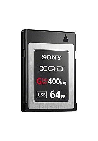 Sony QD-G64E Memoria Flash - Tarjeta de Memoria (64 GB, XQD ...