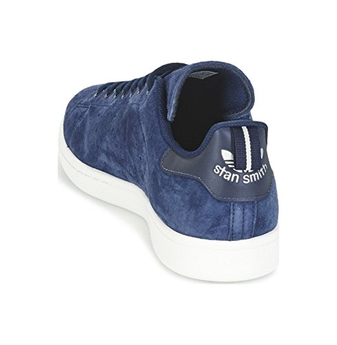 White adidas Smith Navy Bianco Sneakers Collegiate Stan qvqUpw6