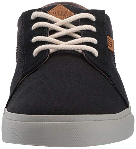 a6eef15f79a94 Reef Men s Ridge TX Skate Shoe Black Tobacco 12 M US available in ...