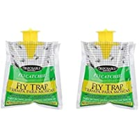 RESCUE! FTD2 2 Pack Disposable Fly Trap