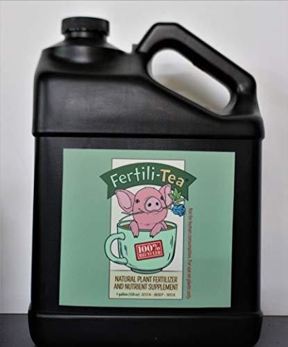 Fertili-Tea Plant Growth Fertilizer Supplement (1 Gallon) ()
