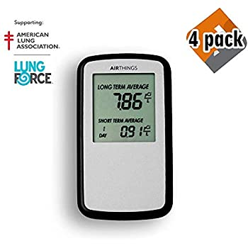 Corentium Home Radon Detector by Airthings 223 Portable, Lightweight, Easy-to-Use