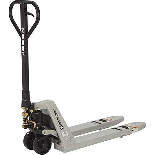 (Strongway Mini Pallet Jack - 2000-Lb. Capacity)
