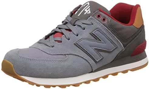 New Balance Men's 574 Collegiate Pack Fashion Sneaker
