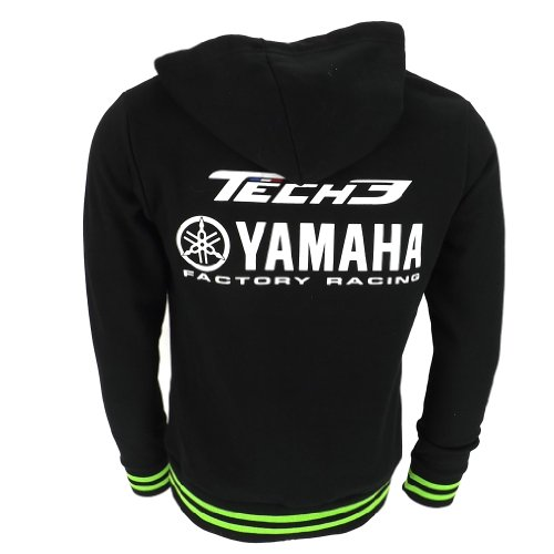 New Official  Tech 3 Yamaha Pull Over Team Hoodie