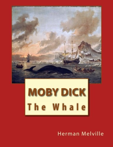 Download MOBY DICK, HERMAN MELVILLE, LARGE 14 Point Font Print: The Whale pdf