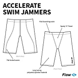 Flow Swim Jammer - Boys Youth Sizes 20 to 32 in