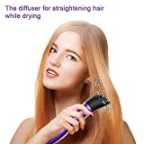 Ovonni Hot Air Brush Styler, Professional 1000W