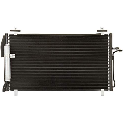 WIGGLEYS A/C CONDENSER NI3030149 FOR 03 04 05 06 07 08 09 NISSAN 350Z W/RECEIVER-DRYER ()