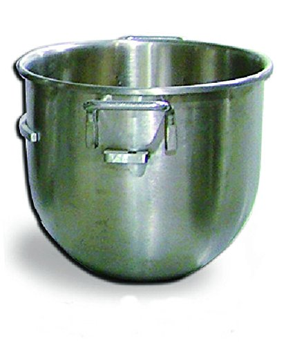 30 Qt Replacement Stainless Steel Bowl for Hobart Mixer by Food Machinery of America