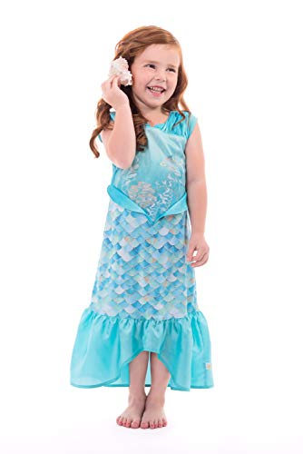 Alice In Wonderland Costumes Ideas For Baby - Little Adventures Mermaid Dress Up Costume