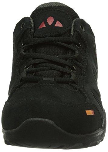 Ceplex à femme Black Chaussures Ii lacets 010 ville de Grounder VAUDE Low Noir HwTqn5xqZa