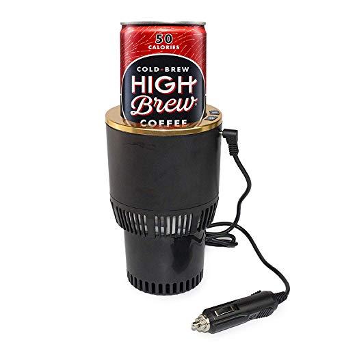 Premium 2-in-1 Car Cup Warmer Cooler Smart Car Cup Mug Holder Holiday Seasonal Present | Perfect Car Tumbler Holder for…