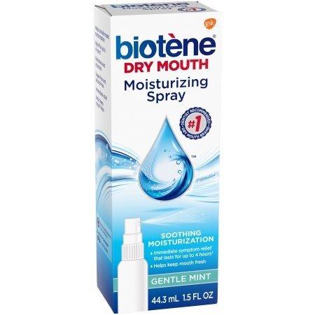 glaxosmithkline Biotene Oral Balance Dry Mouth Moisturizi...