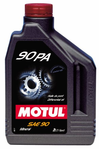 MOTUL -318121 90 PA Extreme Pressure Limited-Slip Differential (LSD) Lubricant-2 Liter