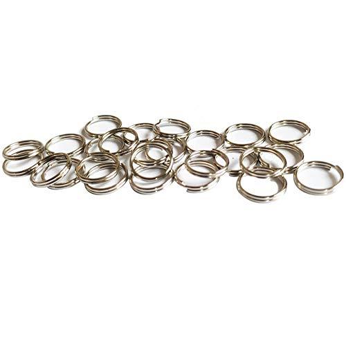 8mm split rings - 8