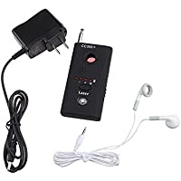 BrainyTrade Wireless Anti-Spy RF BUG Laser Lens GSM Device Signal Finder Hidden Camera Detector