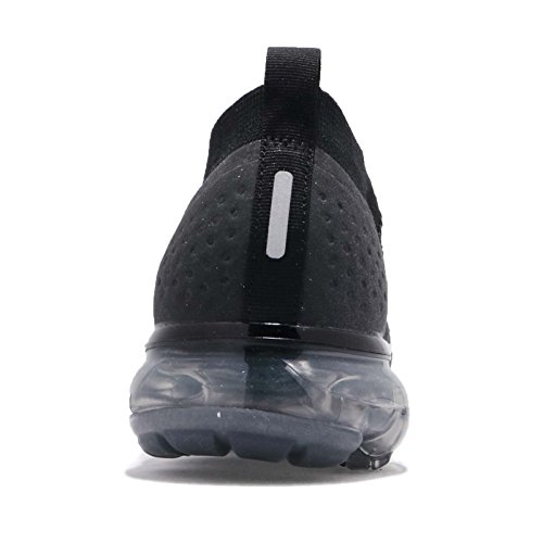 Dark 001 NIKE Femme Air Silver White Metallic W 2 Grey Multicolore Basses Vapormax Flyknit Sneakers Black rPrqFw
