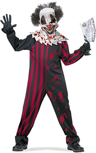 Killer Clown Kids Costume - Medium]()