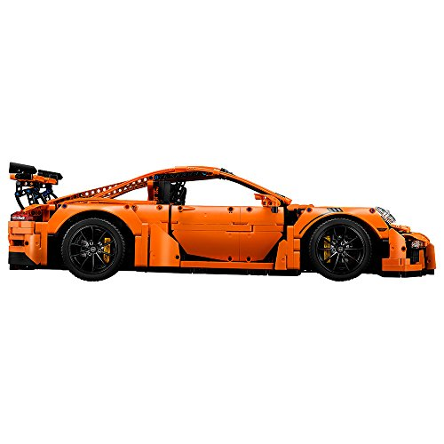 lego technic porsche 911 gt3 rs import it all. Black Bedroom Furniture Sets. Home Design Ideas