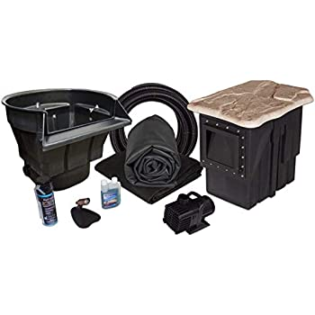 Amazon.com : Simply Ponds 2100 Water Garden and Pond Kit ...