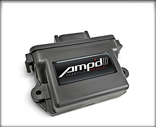 Superchips 28855 AMPd Throttle Booster 3 Settings AMPd Throttle Booster
