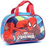 Sac à Goûter pour Enfant Spiderman Marvel - 23x15x8cm + poignée - 887