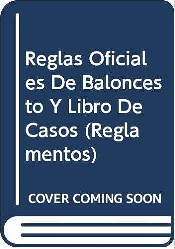 Amazon.com: Reglas Oficiales De Baloncesto Y Libro De Casos ...