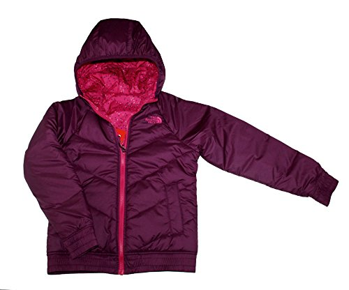 The North Face Youth Girls Nika Reversible Insulated Jacket Pamplona Purple (L 14/16) by The North Face