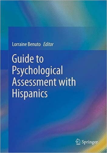 Amazon guide to psychological assessment with hispanics guide to psychological assessment with hispanics 2013th edition fandeluxe Image collections