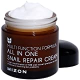 Snail Repair Cream 2.53 oz, Face Moisturizer with