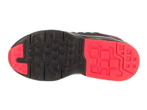 Nike Lunarglide + 4 Sköld Mens Löparskor Svart / Racer Rosa / Sval Grå