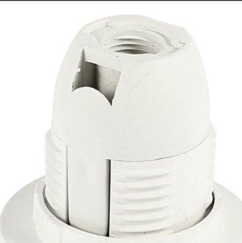 MTSZZF Vis de Coquille en Plastique E14 de Douille de Support de Lampe de Lumi?re dampoule de lampoule AC 250V 2A