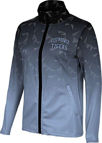 Womens Eisenhower Jacket - ProSphere Women's Eisenhower High School Maya Full Zip Jacket (Medium)