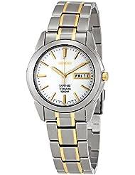 Seiko Titanium Sapphire SGG733P1 SGG733 SGG733P Mens Watch