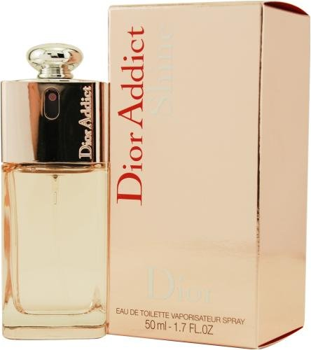 Christian Dior Dior Addict Shine By Christian Dior For Women. Eau De Toilette Spray 1.7-Ounces