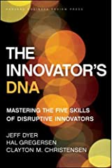 The Innovator's DNA Hardcover