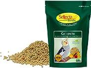Sellecta Extrusado Calopsita Natural Com frutas 500G