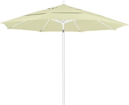 California Umbrella 11' Round Aluminum/Fiberglass Umbrella