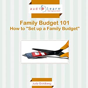 How to Set Up a Family Budget Audiobook