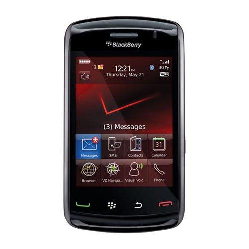 Verizon BlackBerry Storm2 9550 Replica Dummy Phone/Toy Phone, Black