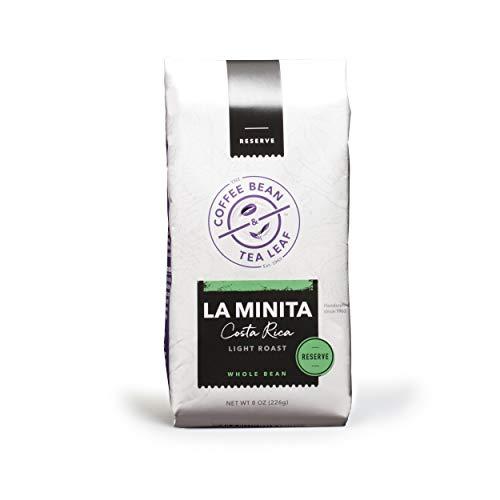 The Coffee Bean & Tea Leaf, Limited Reserve Line Costa Rica La Minita Whole Bean Coffee (8 oz)