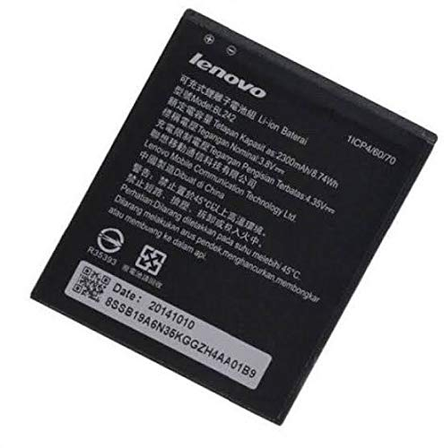 Easyshop 1983 Battery for Lenovo A6000 BL242 2300 Mah