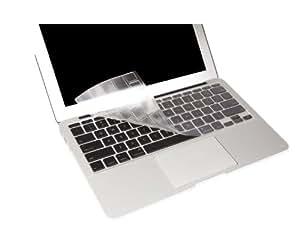 Moshi ClearGuard - Protector de teclado para Apple MacBook, transparente