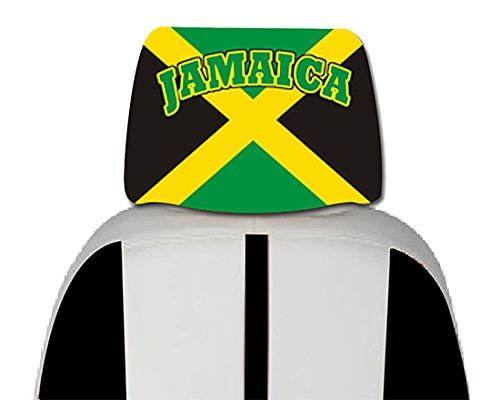 compare price to jamaica flag license plate frame. Black Bedroom Furniture Sets. Home Design Ideas
