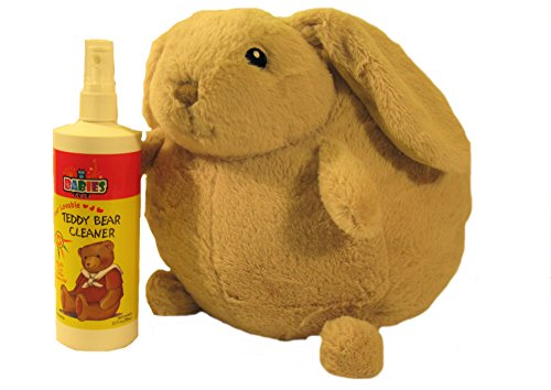 Cleaner Plush (Baby Plush Toy Cleaner Teddy Bear Cleaner by Babies Gear)